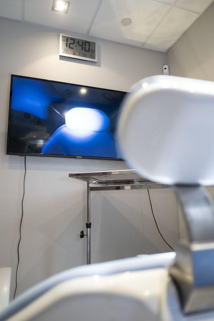 bloc opératoire dentiste